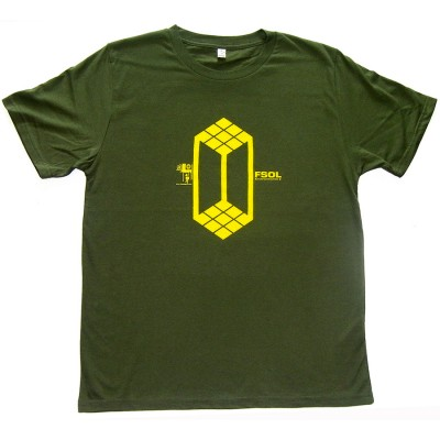 Environments Green T-Shirt