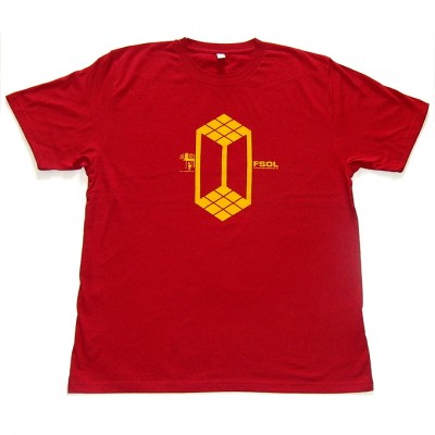Environments Red T-Shirt