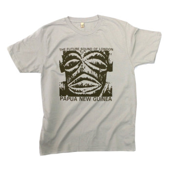 Papua New Guinea Grey T-Shirt