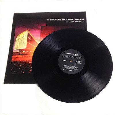 Environments 4  Vinyl Edition