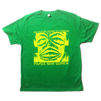 Papua New Guinea Green T-Shirt