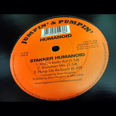 Humanoid - Krafty Kuts