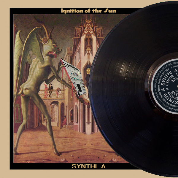Ignition of the Sun (Vinyl Edition)