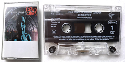 Dead Cities Tape