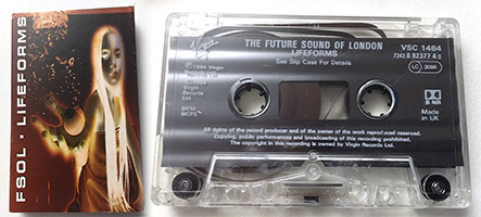 Lifeforms Tape